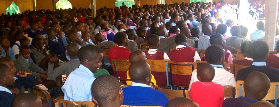 Crossfire Kenya 2012 crusade